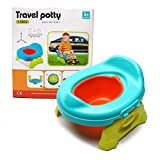 Best Bottom Potties - WISHTIME Baby Toilet Training Travel Potty 2 in Review