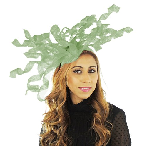 Hats By Cressida - Capeline - Femme Vert - Menthe