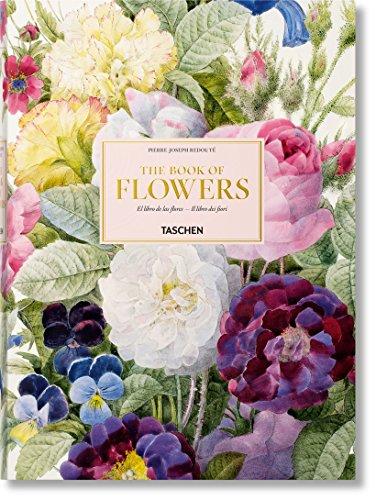 Redouté. El libro de las flores por H. Walter Lack