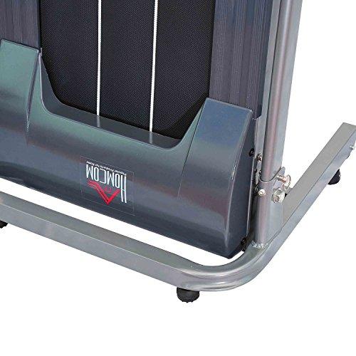 Homcom Laufband Elektrisches mit LED Display Heimtrainer Fitnessgerät 500 W, B1-0094 - 9