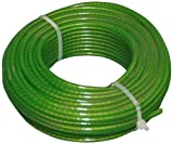 suki Spanndraht Kunststoff ummantelt, flexibel, 3,5 x 20 m, grün, 1 Stück, 3819835