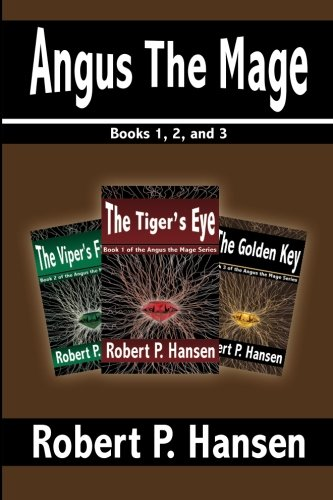 Angus the Mage: Books 1, 2, and 3