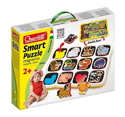 Quercetti 00230 - Smart Puzzle Farm