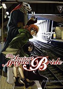 The Ancient Magus Bride Edition simple Tome 7