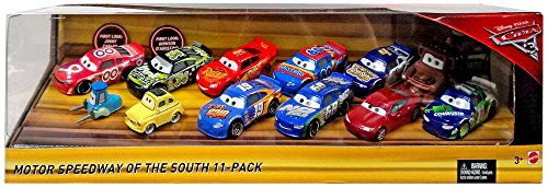 Disney Cars 3 Motor Speedway of the south (3 Motor)