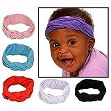 Baby Infant Girl & Kids Knot Fashion Hai...