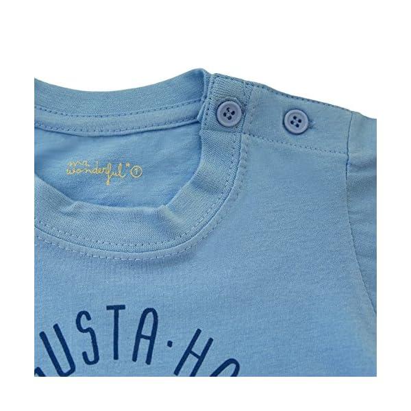 "Mr. Wonderful Camiseta infantil ""Me gusta hacer el indio"", talla 0 / 3-6 meses 3"