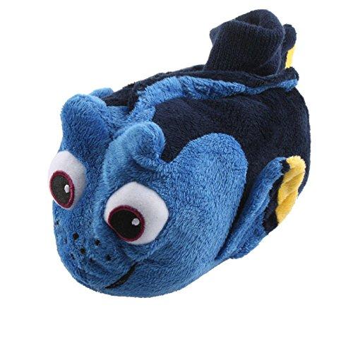 Tierhausschuhe Plüsch Hausschuhe Disney Findet Dorie Nemo Dory Schlappen Pantoffel ORIGNIAL hochwertig Kinder, TH-DoryNemo Dorie