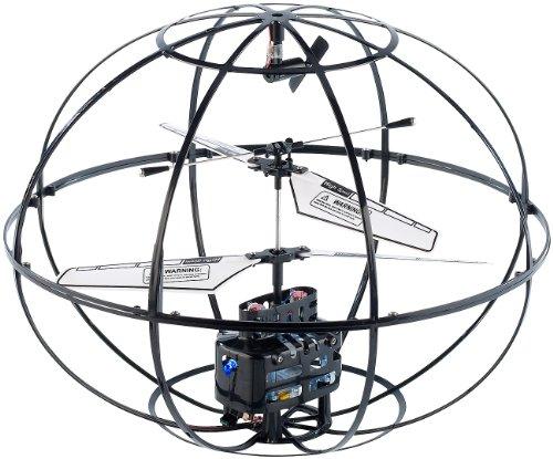 Simulus 3D-Flugobjekt mit 3,5-Kanal-IR-Fernsteuerung