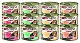 Animonda Katzenfutter Carny Kitten Mix aus 4 Varietäten, 12er Pack (12 x 200 g)