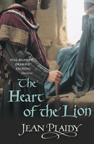 The Heart of the Lion: (Plantagenet Saga) (English Edition)