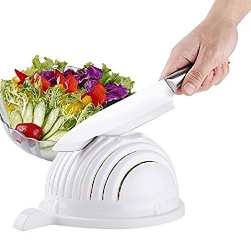 Cross-back Cami (Makone 60 Sekunden Salat Maker Schüssel Messer Schneidemaschine)