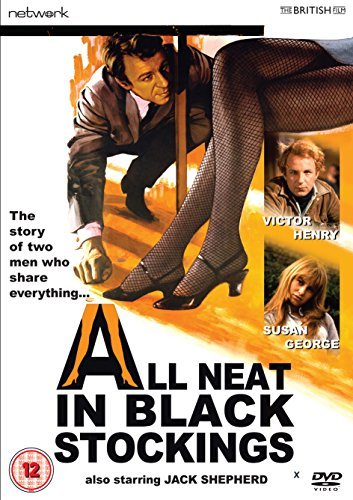 Preisvergleich Produktbild All Neat in Black Stockings [ NON-USA FORMAT,  PAL,  Reg.2 Import - United Kingdom ] by Susan George