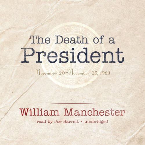 The Death of a President  Audiolibri