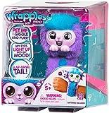Wrapples Shora Slap Band Pequeñas Mascotas electrónicas en Vivo, Sirena Morada y Azul, Exclusivo de Target