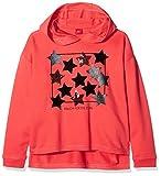 s.Oliver Mädchen Sweatshirt 66.708.41.3182, Rot (Red 4294), 140 (Herstellergröße: S)