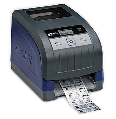 BRADY 814236 Etiquette, Auto-Protégées En Polyester, B-461, avec Bande Transparente, Type B33-608-461,