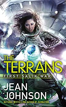 The Terrans (First Salik War Book 1) by [Johnson, Jean]