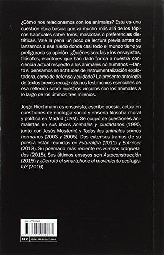 En defensa de los animales: Antología (Mayor)