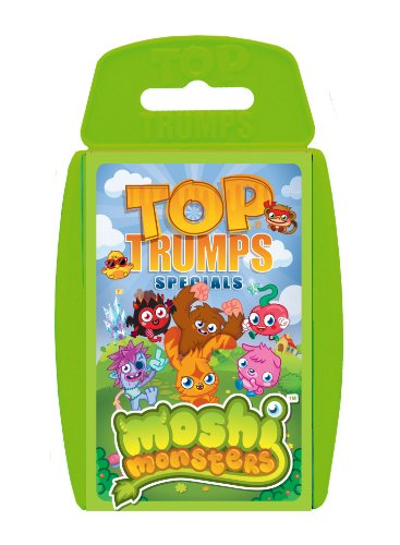 Moshi Monsters Top Trumps [importato da UK]