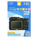 JJC LCP-P7800 Guard Film Digital Camera ...