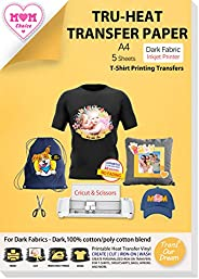 TransOurDream Tru-Transfer Paper. Inkjet DARK (Parent-3)