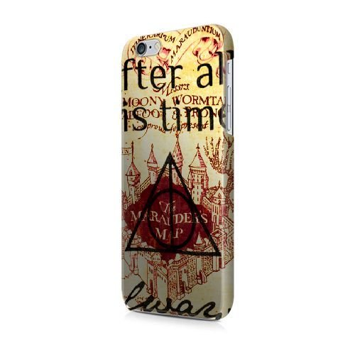 NEW* ADIDAS ORIGINALS Tema iPhone 6/6S (4.7 Version) Cover - Confezione Commerciale - iPhone 6/6S (4.7 Version) Duro Telefono di plastica Case Cover [JFGLOHA998536] AFTER ALL THIS TIME ALWAYS QUOTE HARRY POTTER#00