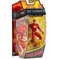 DC Comics Unlimited The Flash Collector Figure by Mattel