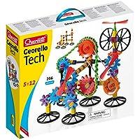 Quercetti - 2389 - Jeu de construction - Georello Tech -   266 Pièces