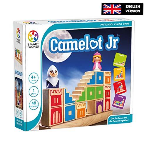 SmartGames- Giochi da Tavolo Giocattolo, Multicolore, SG 031