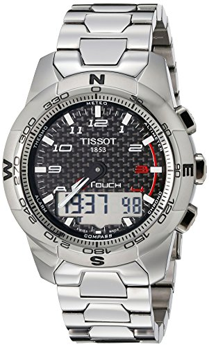 TISSOT T-Touch II in titanio