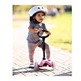 ELC Micro Scooters Mini Micro 3-in-1 Deluxe Plus Scooter - Pink