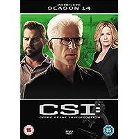 CSI - Crime Scene Investigation: Season 14