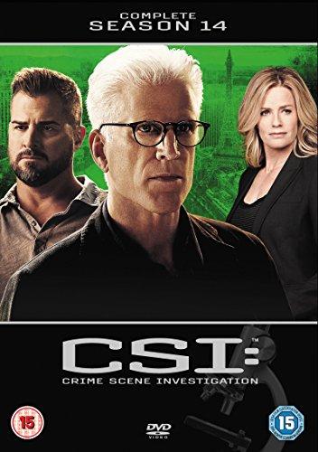 Crime Scene Investigation - Season 14 - Complete