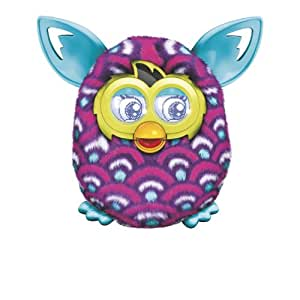 Furby Boom Waves Plush (Purple)