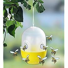 3x Wenko Moscas y avispas Insectos Trampa Natural Trampa