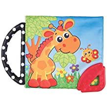Playgro Picnic Pals Teether Book, Piece of 1