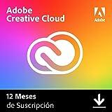 Adobe Creative Cloud   Standard   1 Año   PC/Mac   Código de activación enviado por email
