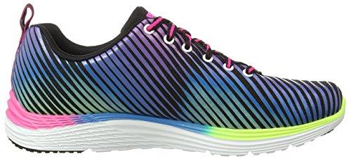 Skechers ValerisPerfect Storm Damen Sneakers Mehrfarbig (MLT)