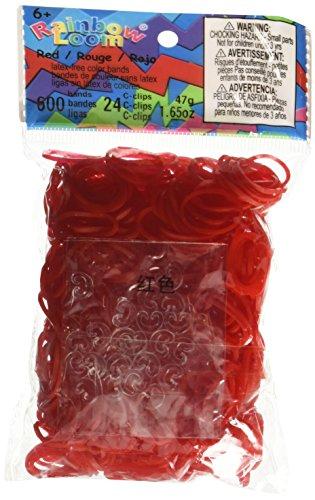 Choon's Design R0002079J- Bandas de gelatina con diseño de Flor de arcoíris