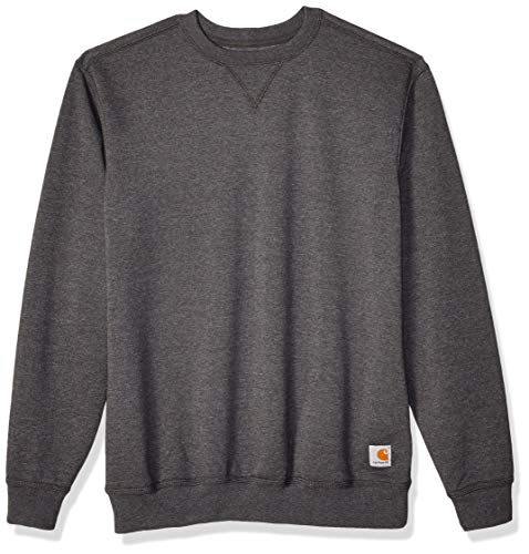 Carhartt Midweight Crewneck Sweatshirt - Sweatshirt Big Logo Crewneck Sweatshirt
