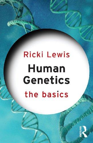 Human Genetics: The Basics (English Edition) par  Ricki Lewis