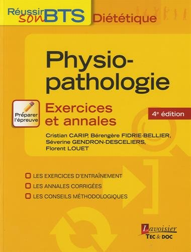 Physiopathologie : Exercices et annales