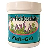 Alter Heideschäfer 10er Vorteilspack Fuß-Gel, 10 Dosen a 100ml