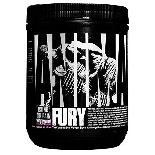 Animal Fury 20 servings Anguria