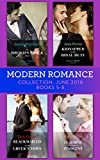 Modern Romance Collection: June 2018 Books 5 - 8: The Sheikh's Shock Child / Kidnappe...