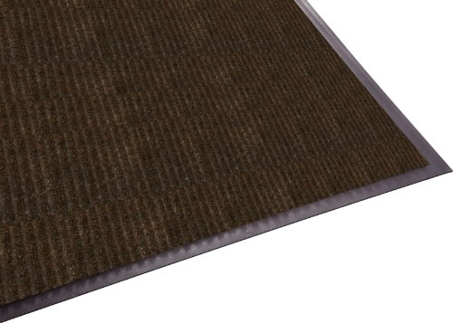 EnviroMats 64020320 Golden Series Dual Rib Alfombra 0.60 x 0.90, Chocolate
