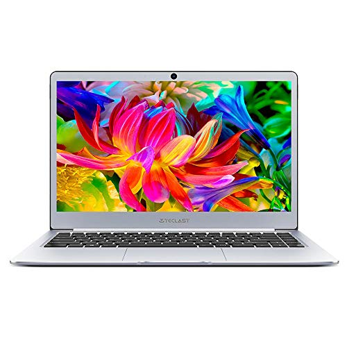 "Teclast F7 14 ""Laptop 128GB SSD UltrabookWIFI HDMI BT 4.0, Expandable Memory with TF Card or SSD up to 128GB,"
