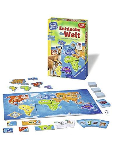 Ravensburger-24990-Entdecke-Die-Welt-Lernspiel