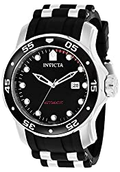 Invicta Pro Diver Men's Analogue Classic Automatic Watch With Silicone Strap – 23626